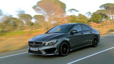 Listino prezzi Mercedes-Benz Classe CLA