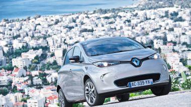 Listino prezzi Renault Zoe
