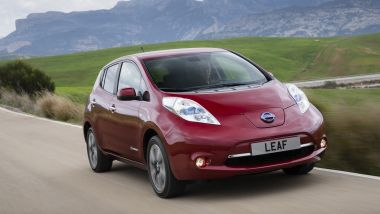 Listino prezzi Nissan Leaf