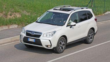 Listino prezzi Subaru Forester