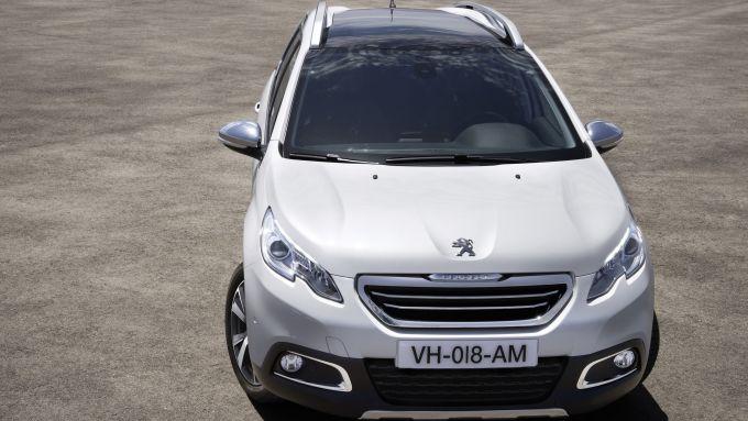 Immagine 11: Peugeot 2008