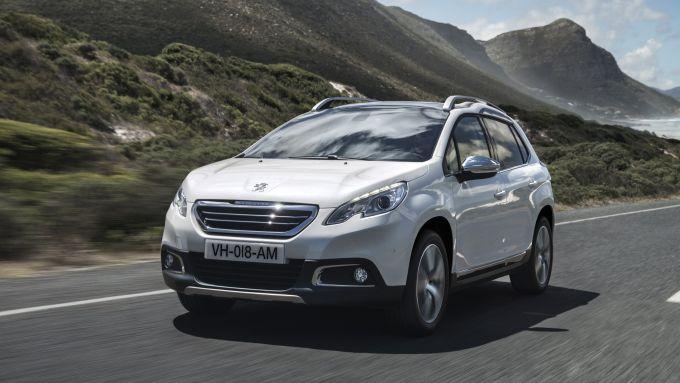 Immagine 5: Peugeot 2008