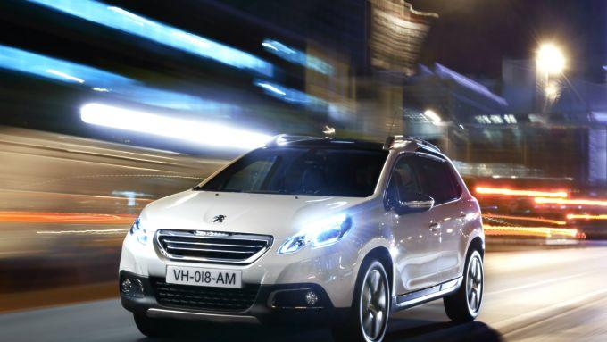 Immagine 24: Peugeot 2008