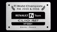Renault Clio F1 Team R27 - Immagine: 11