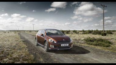 Listino prezzi Peugeot 508 RXH