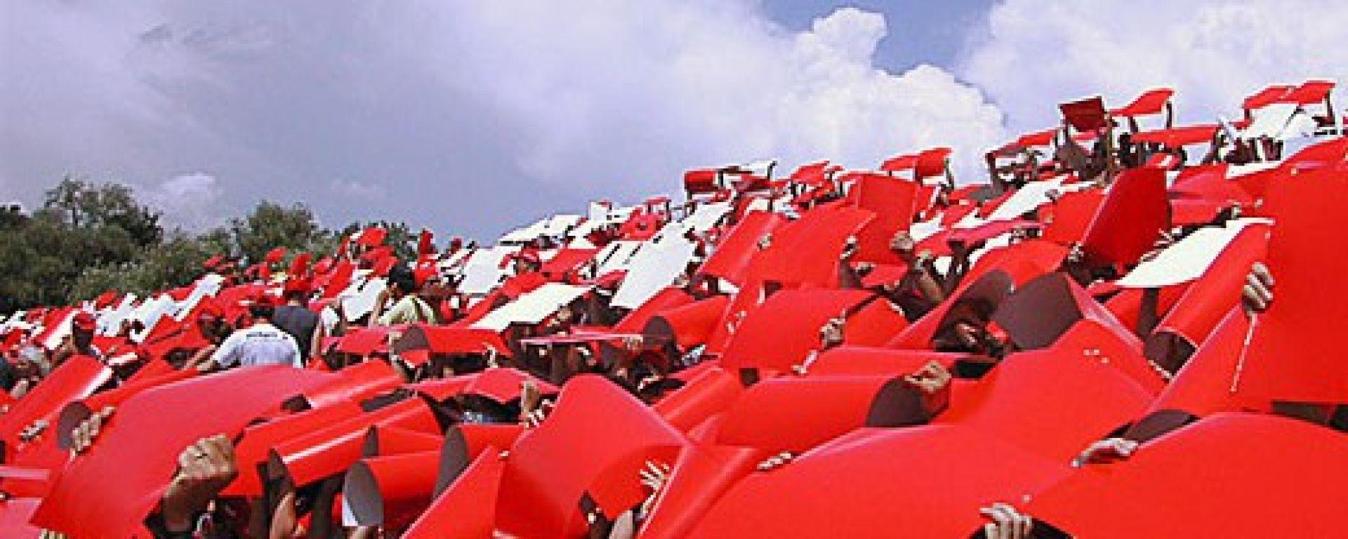DUCATI: torna la tribuna rossa al Mugello