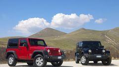 Jeep Wrangler 2007 - Immagine: 3