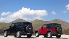 Jeep Wrangler 2007 - Immagine: 4
