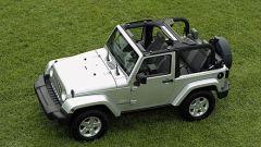 Jeep Wrangler 2007 - Immagine: 8