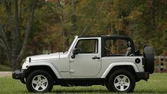 Jeep Wrangler 2007 - Immagine: 9