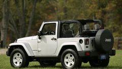 Jeep Wrangler 2007 - Immagine: 10