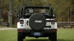 Jeep Wrangler 2007 - Immagine: 11