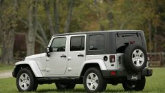 Jeep Wrangler 2007 - Immagine: 13