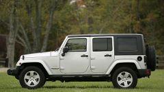Jeep Wrangler 2007 - Immagine: 14