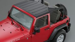 Jeep Wrangler 2007 - Immagine: 15