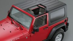 Jeep Wrangler 2007 - Immagine: 18