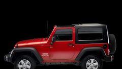 Jeep Wrangler 2007 - Immagine: 21