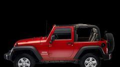 Jeep Wrangler 2007 - Immagine: 23