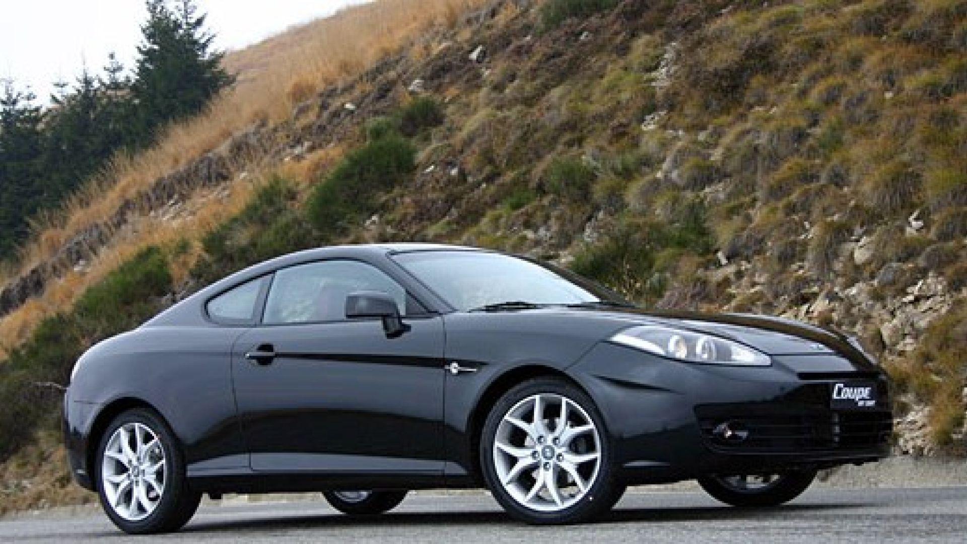 Test Drive Hyundai Coupe 1 6 Motorbox