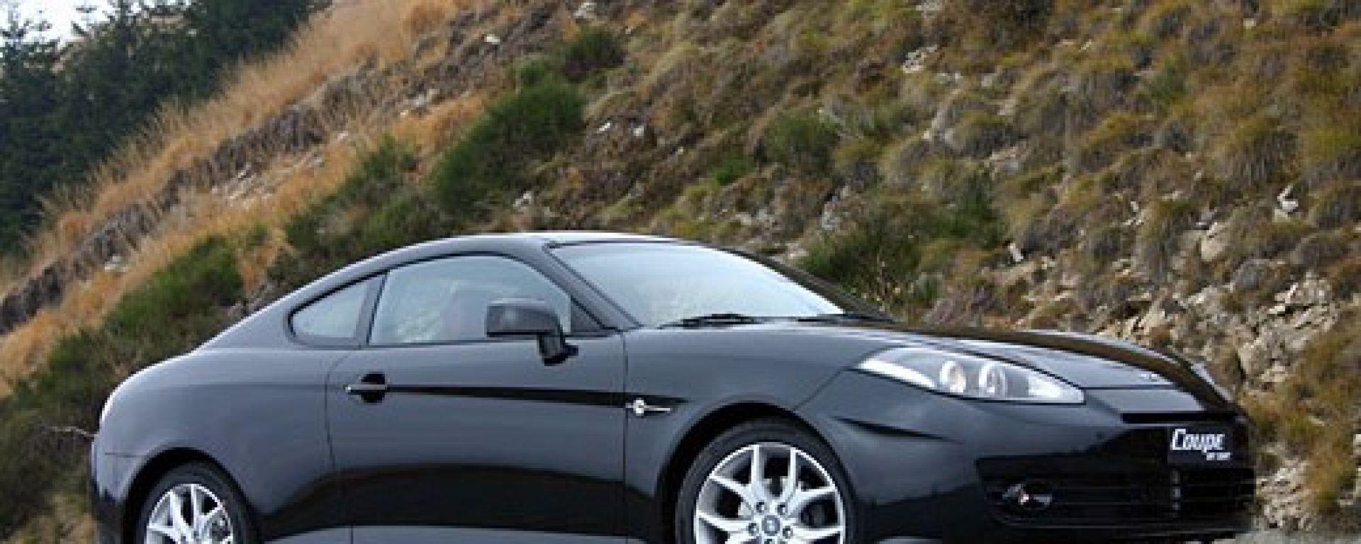 Hyundai Coupe 1.6
