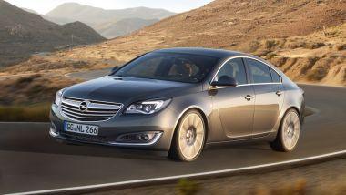 Listino prezzi Opel Insignia