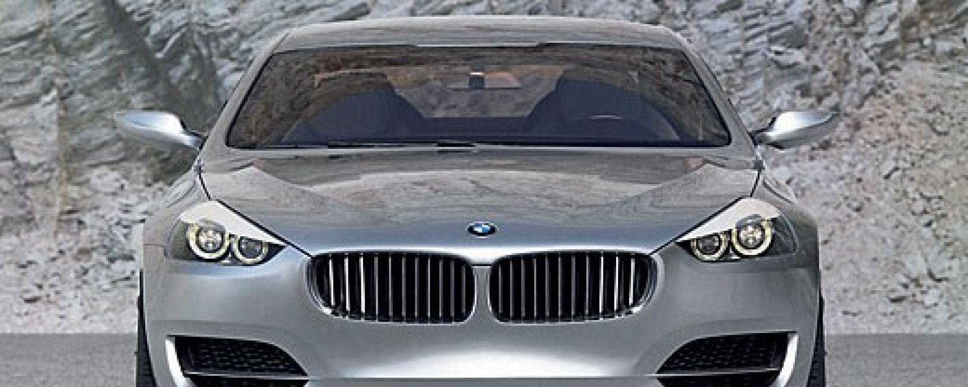 BMW CS, lo stil novo di Monaco