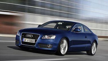 Listino prezzi Audi A5 Coupé