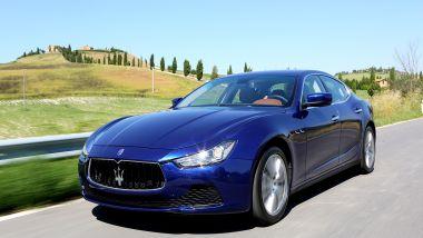 Listino prezzi Maserati Ghibli