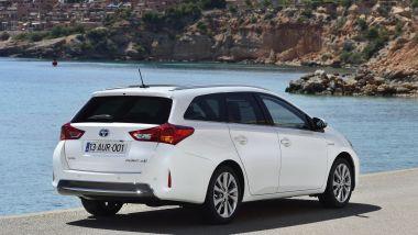 Listino prezzi Toyota Auris Touring Sports