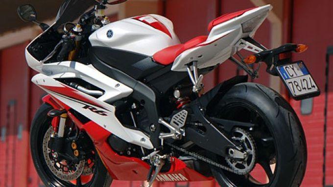 Immagine 0: Yamaha R6
