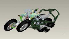 Gilera Fuoco 500 - Immagine: 2