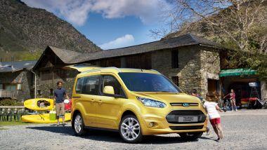 Listino prezzi Ford Tourneo Connect
