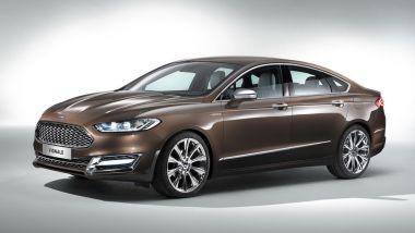 Listino prezzi Ford Mondeo