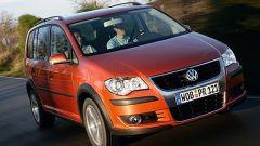 Volkswagen CrossTouran - Immagine: 4