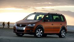 Volkswagen CrossTouran - Immagine: 11