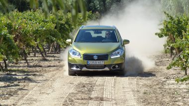 Listino prezzi Suzuki S-Cross