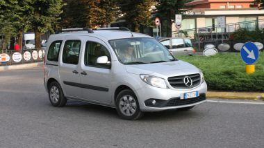 Listino prezzi Mercedes-Benz Citan