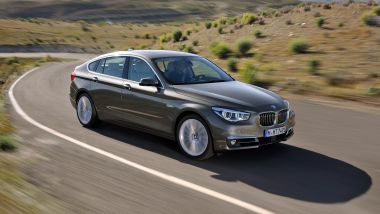 Listino prezzi BMW Serie 5 Gran Turismo