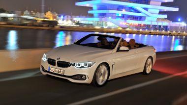 Listino prezzi BMW Serie 4 Cabrio
