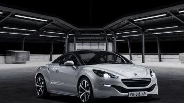 Listino prezzi Peugeot RCZ