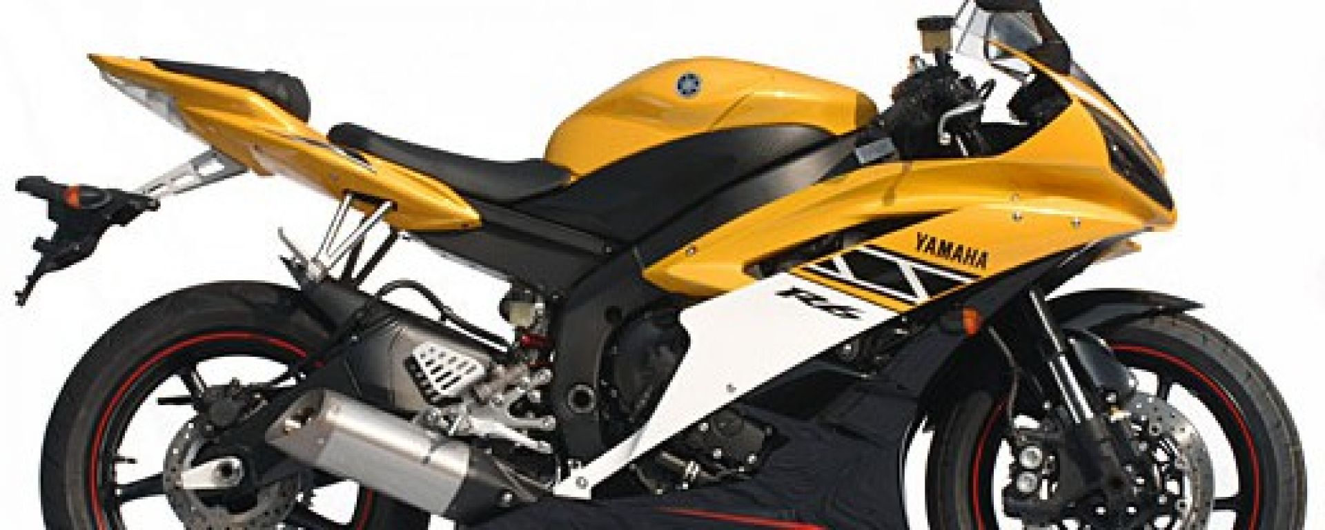 YAMAHA: vinci R6 Limited Edition all'Open Week-end