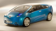 Toyota HybridX - Immagine: 2