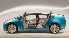 Toyota HybridX - Immagine: 7