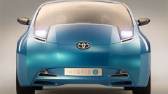 Toyota HybridX - Immagine: 9
