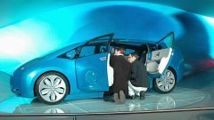 Toyota HybridX - Immagine: 28