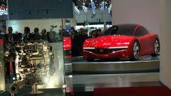Honda Small Hybrid Sports Concept - Immagine: 3