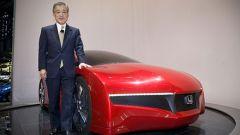 Honda Small Hybrid Sports Concept - Immagine: 11