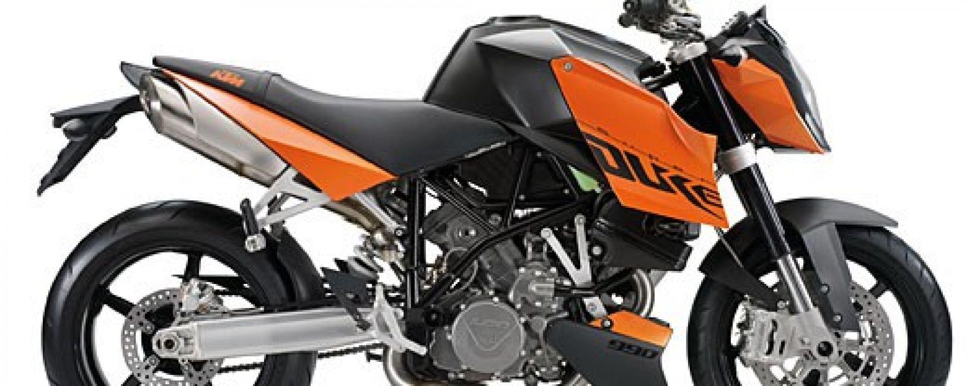 KTM Super Duke '07