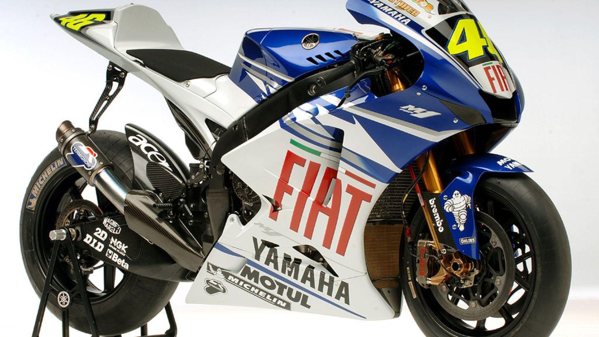 Moto GP:: Yamaha M1 2007