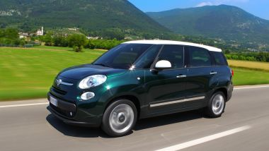 Listino prezzi Fiat 500L Living